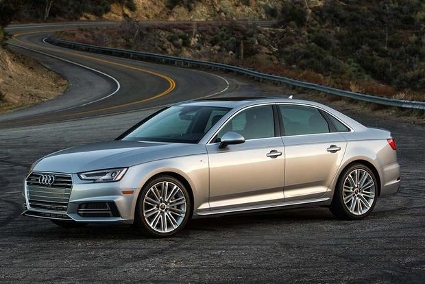 2017 Audi A4 vs 2017 Acura TLX Which Is Better  Autotrader