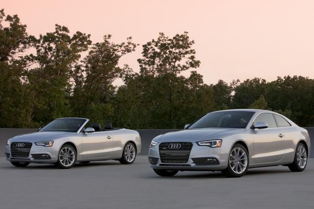 2013 Audi A5: New Car Review
