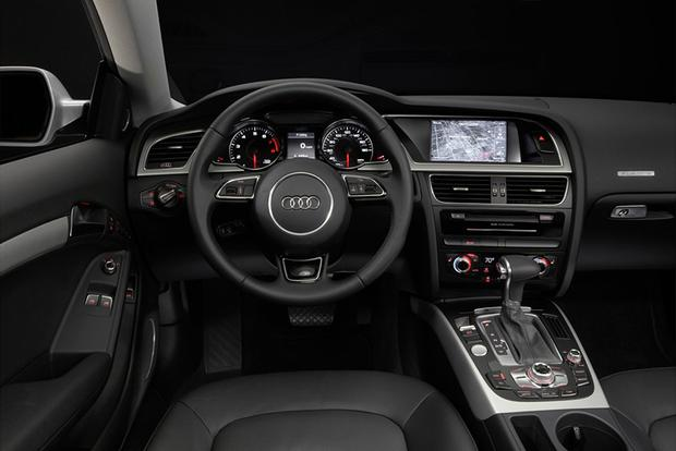 2015 audi a5 new car review autotrader. Black Bedroom Furniture Sets. Home Design Ideas