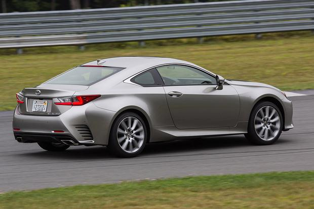 2015 Lexus RC vs. 2015 Audi A5: Which Is Better? featured image large thumb9