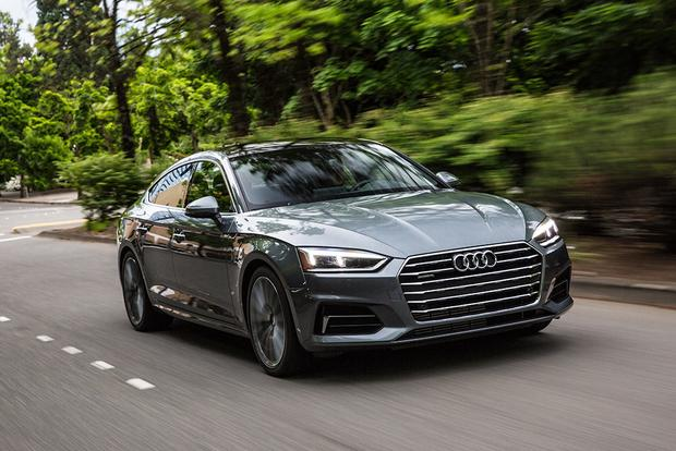2018 Audi A5 Sportback: New Car Review featured image large thumb1