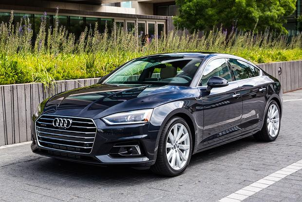 2018 Audi A5 Sportback: New Car Review featured image large thumb0