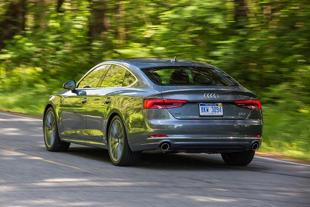 2018 Audi A5 Sportback: New Car Review featured image large thumb2