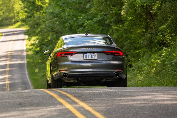 2018 Audi A5 Sportback: New Car Review featured image large thumb3