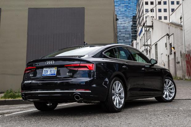 2018 Audi A5 Sportback: New Car Review featured image large thumb4