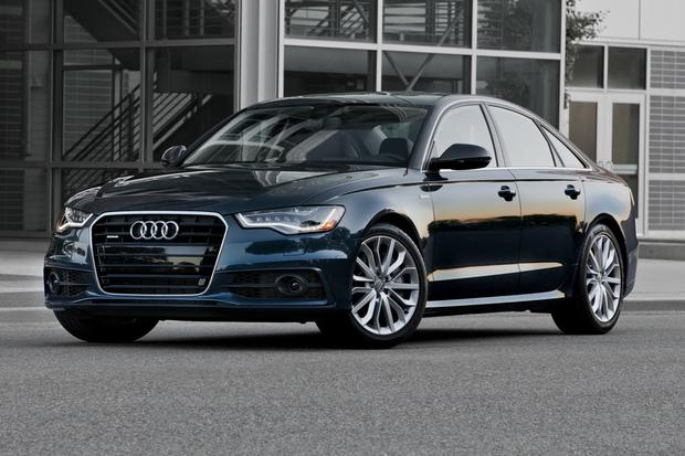 2013 audi a6 new car review autotrader. Black Bedroom Furniture Sets. Home Design Ideas