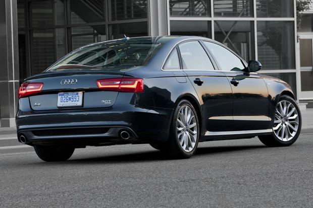 2013 Audi A6: New Car Review - Autotrader