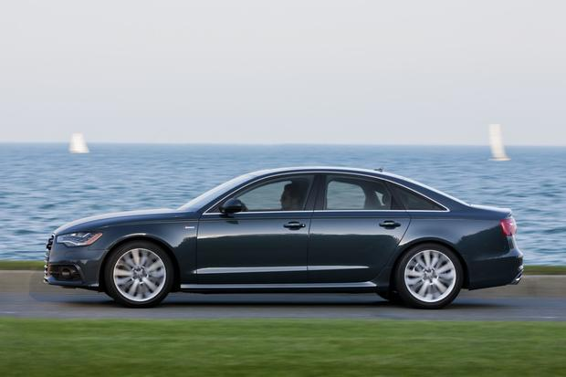 2012 Audi A6: New Car Review featured image large thumb3