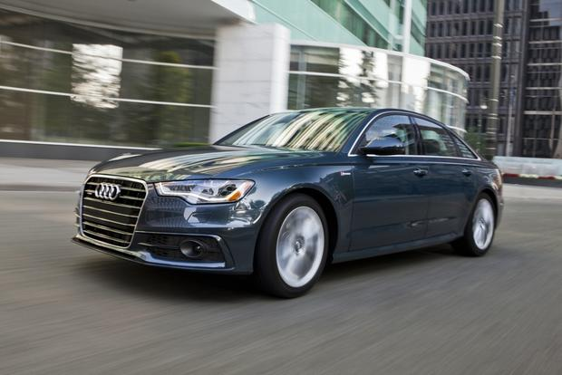 2012 Audi A6: New Car Review featured image large thumb6