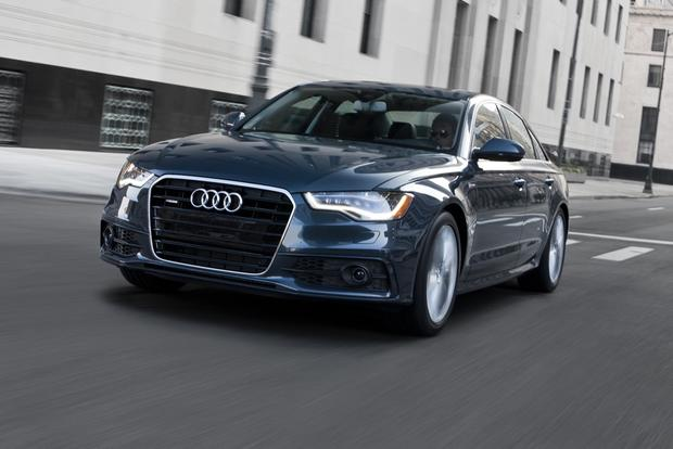2012 Audi A6: New Car Review featured image large thumb7