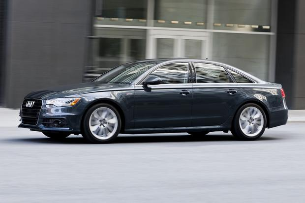 2012 Audi A6: New Car Review featured image large thumb8