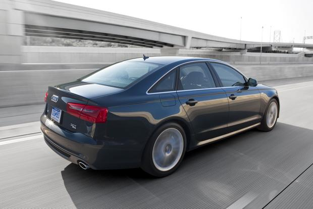 2012 Audi A6: New Car Review featured image large thumb10
