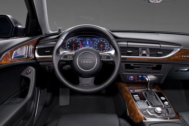 2012 Audi A6: New Car Review featured image large thumb11