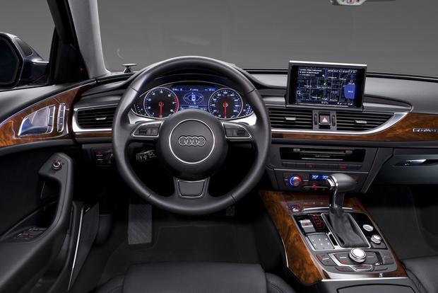 2013 Audi A6 New Car Review Autotrader