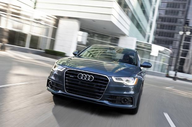 2014 Audi A6: New Car Review Featured Image Large Thumb0