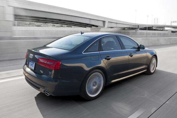 2014 Audi A6: New Car Review featured image large thumb2