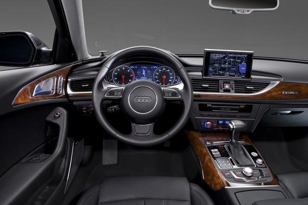 2014 Audi A6: New Car Review featured image large thumb3