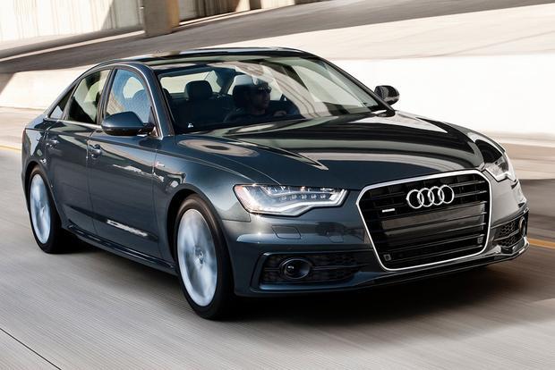 2015 Audi A6: New Car Review - Autotrader