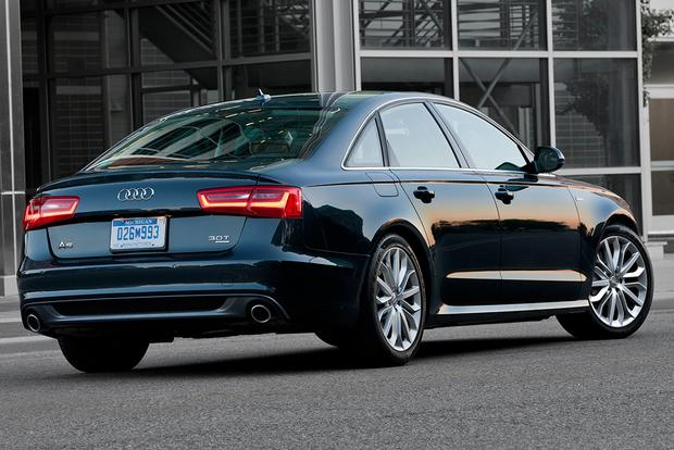 2015 audi a6 new car review autotrader. Black Bedroom Furniture Sets. Home Design Ideas