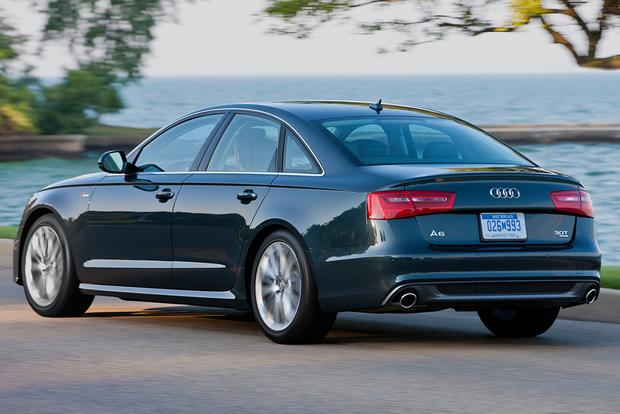 2015 Audi A6: New Car Review - Autotrader