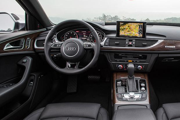 2015 vs  2016 Audi A6: What's the Difference? - Autotrader