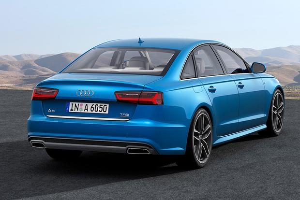 2016 audi a6 vs 2016 audi a7 what 39 s the difference. Black Bedroom Furniture Sets. Home Design Ideas