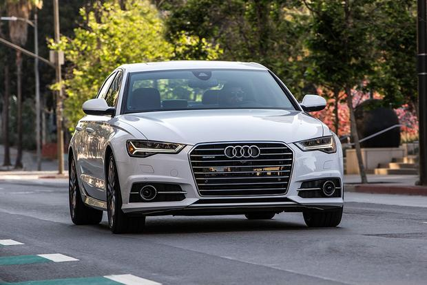 Audi A Vs Best New Cars For - 2018 audi a6 review