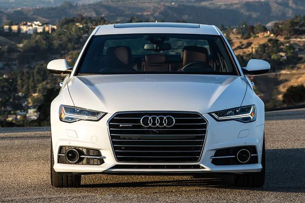 2018 Audi A6 New Car Review Autotrader