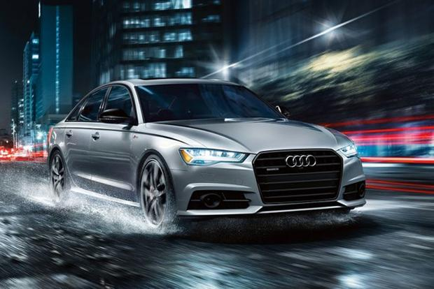 2018 Audi A6: New Car Review featured image large thumb1