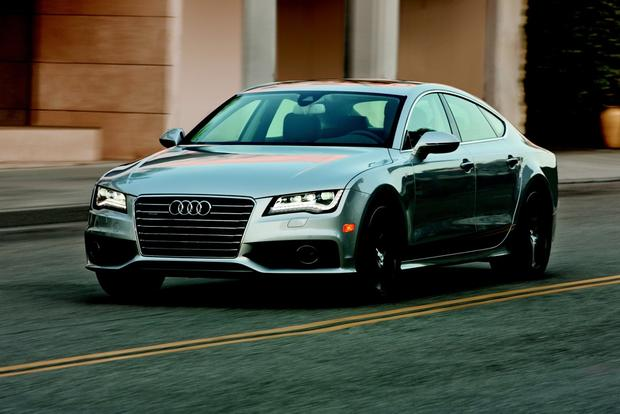 2012 Audi A7: New Car Review
