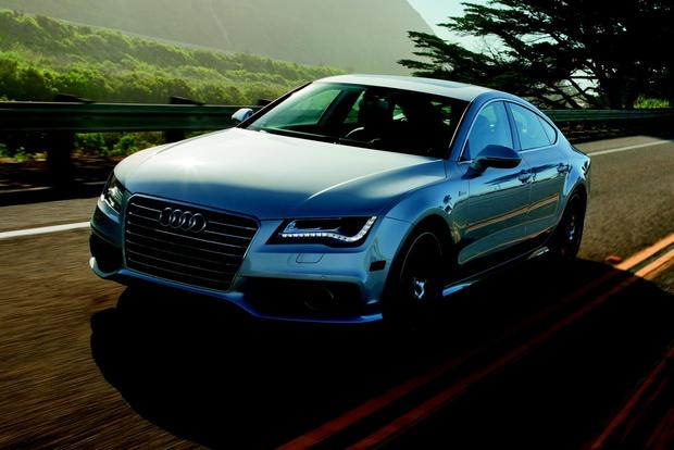 2013 audi a7 new car review autotrader. Black Bedroom Furniture Sets. Home Design Ideas