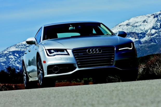 2012 Audi A7: New Car Review featured image large thumb3