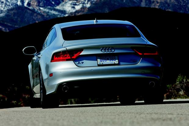 2012 Audi A7: New Car Review featured image large thumb4