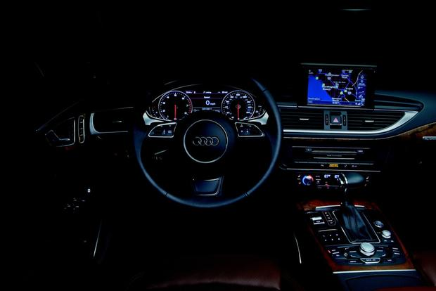 2012 Audi A7: New Car Review featured image large thumb6