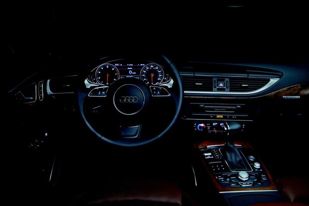 2012 Audi A7: New Car Review featured image large thumb7