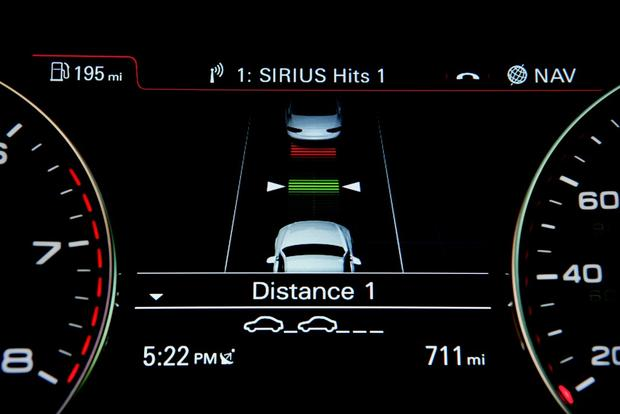 2012 Audi A7: New Car Review featured image large thumb10