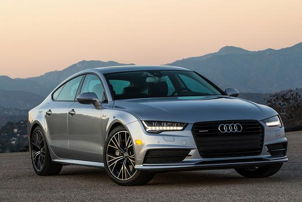 2016 Audi A6 Vs 2016 Audi A7 Whats The Difference Autotrader