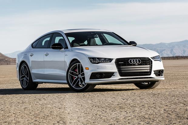 2018 Audi A7: New Car Review featured image large thumb0