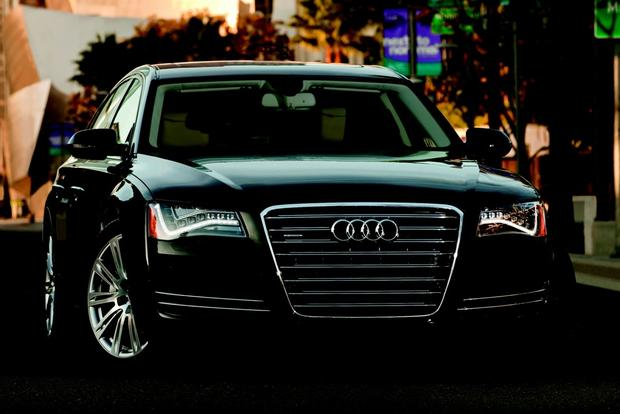 2012 Audi A8: New Car Review