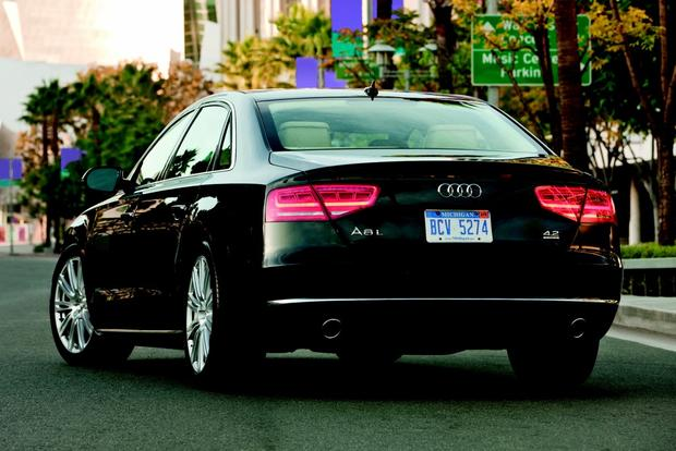2013 Audi A8: New Car Review featured image large thumb1