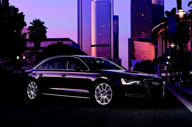 2013 Audi A8: New Car Review featured image large thumb2