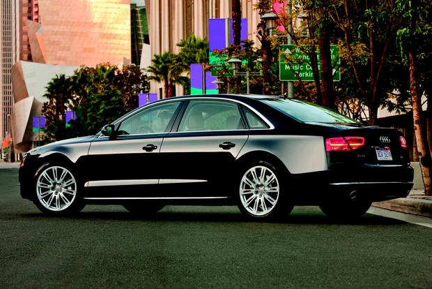 2013 Audi A8: New Car Review featured image large thumb3