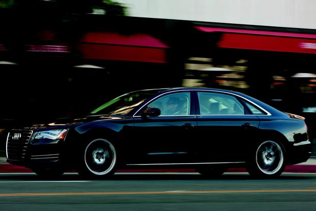 2013 Audi A8: New Car Review featured image large thumb4