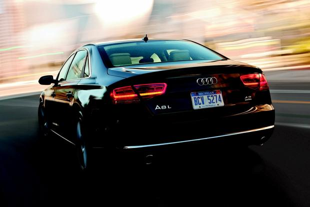 2013 Audi A8: New Car Review featured image large thumb5
