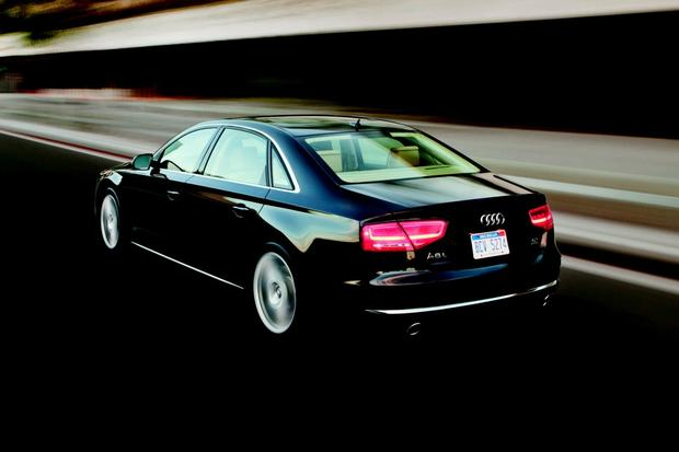 2013 Audi A8: New Car Review featured image large thumb6
