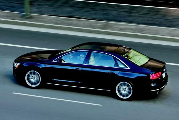 2013 Audi A8: New Car Review featured image large thumb7