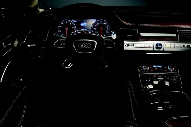 2013 Audi A8: New Car Review featured image large thumb10