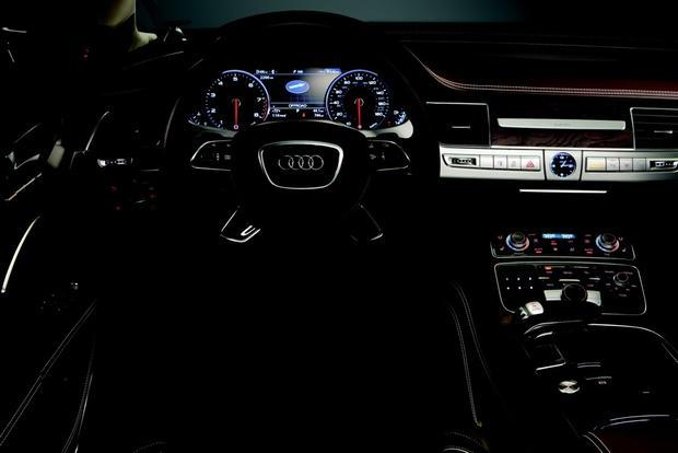 2013 audi a8 new car review   autotrader
