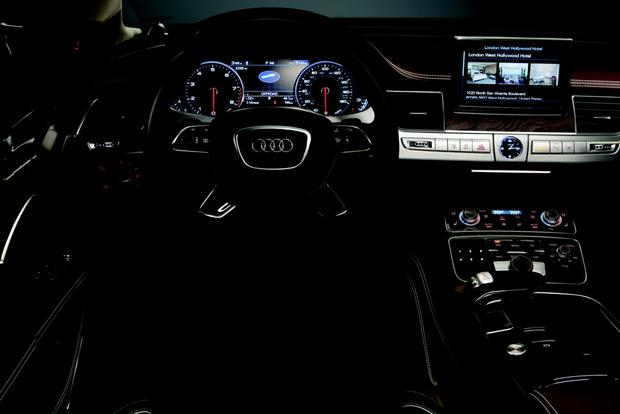 2013 Audi A8: New Car Review featured image large thumb11