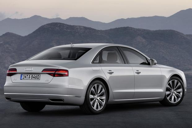 2014 Audi A8: New Car Review featured image large thumb2